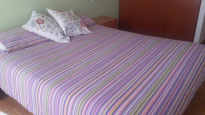 Double room san fermines (with collection)