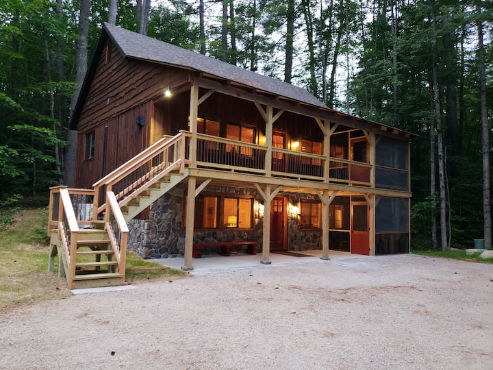 Timber Pines--an alternative to staying at hotels