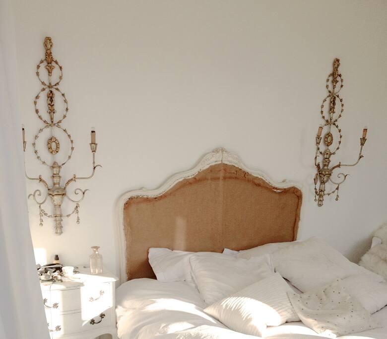Romantic baroque ensuite MasterBedroom