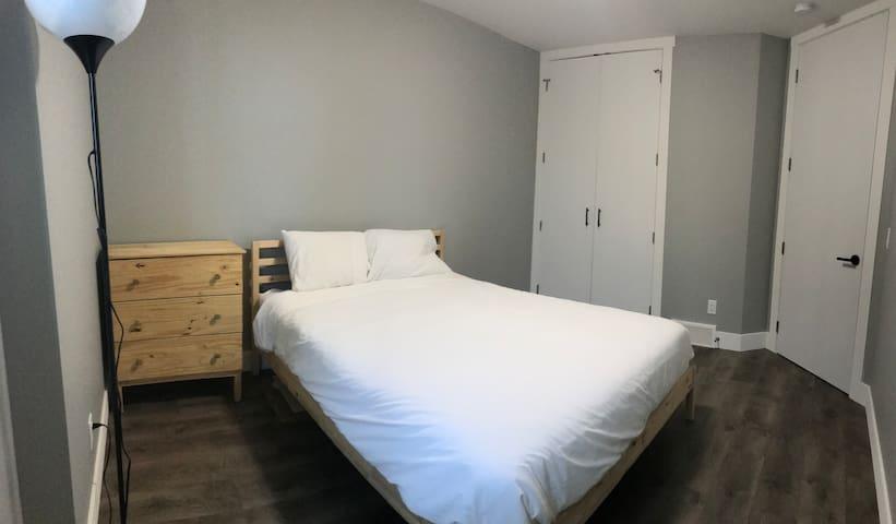 Second bedroom - Queen size bed