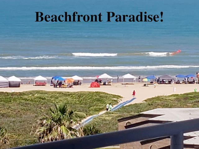 Luxurious Private Walkway to Beach 2BR Beachfront!