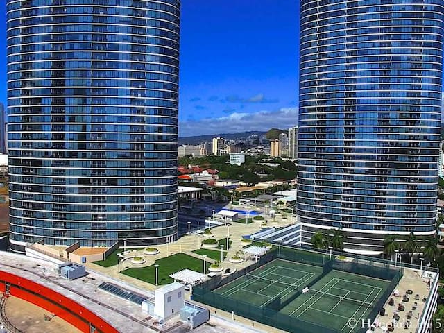 Luxury condominium in Ala Moana - Honolulu - Condominium