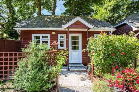 One Bedroomed Holiday Lodge near St Austell
