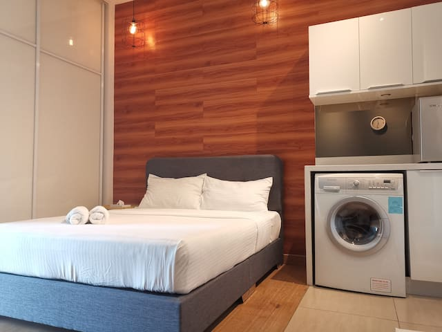 Cabin like Living in the heart of KL-2 pax