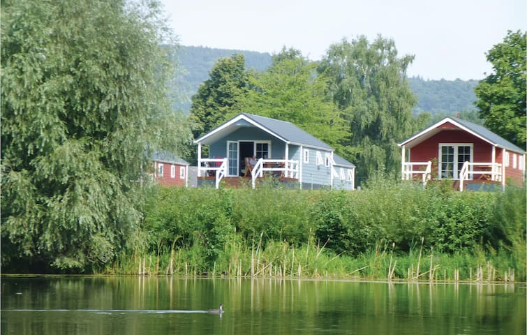 Holiday cottage with 2 bedrooms on 45 m² DWE852