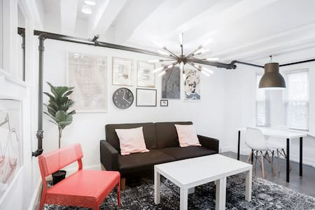 1BR +PATIO- MINUTES TO NYC MANHATTAN NEW YORK CITY