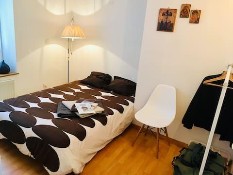 Plombières-les-Bains : chambre dans appt cozy