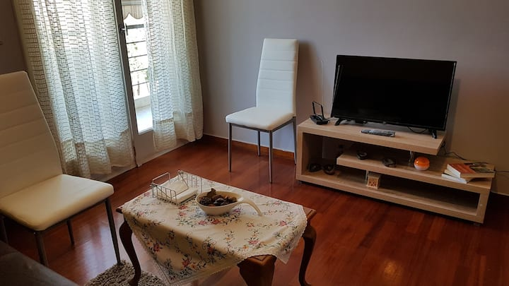 Κ_Konstantinos Apartment house 2 floor