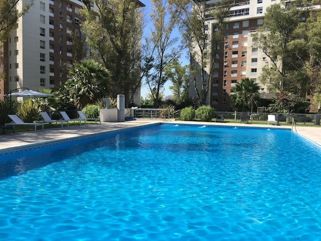 Beautiful Apart. with Pool & Garden - Córdoba - Apartment