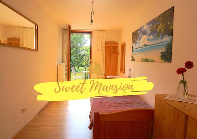 NEW SweetMansion/ThermeErding+Munich+Messe+Airport