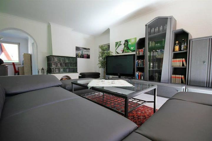 Modern Apartment near Planai & City Center, 110 m²