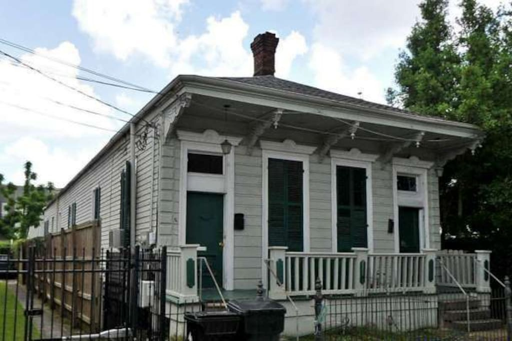 Garden District One Block To St Charles Streetcar Houses For Rent In New Orleans Louisiana