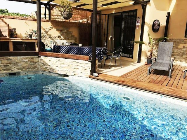 Casa El Hermoso mit privatem Pool/ Sonnenterrasse