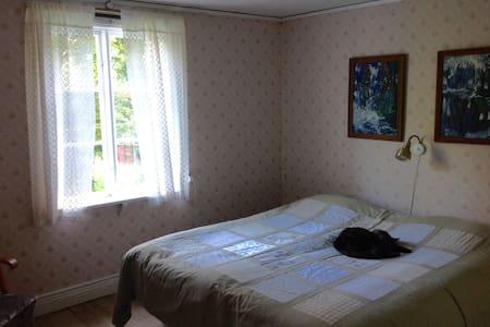 Dubbelrum på Spigården, Älgarås - Bed & Breakfast