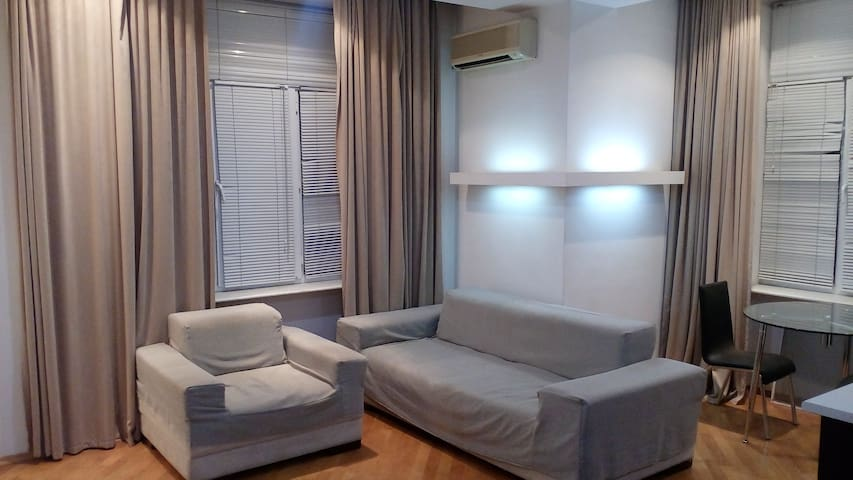 Comfortable Modern style apartment