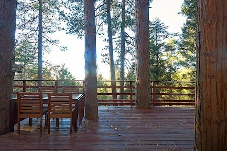 Cabin in the Sky in Pine Cove-Idyllwild