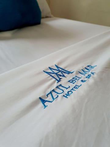 Hotel Azul del Mar room 1