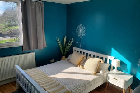Cosy Double Room near Uni and the General Hospital