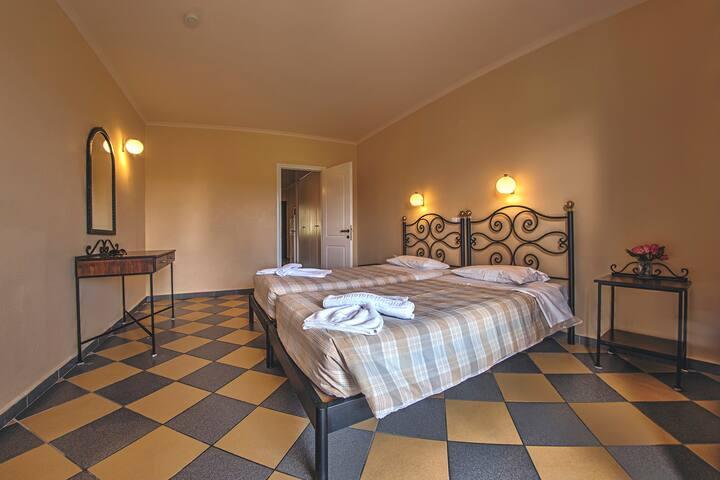 Legends Hotel Sidari Corfu - Studio 113 - bedroom