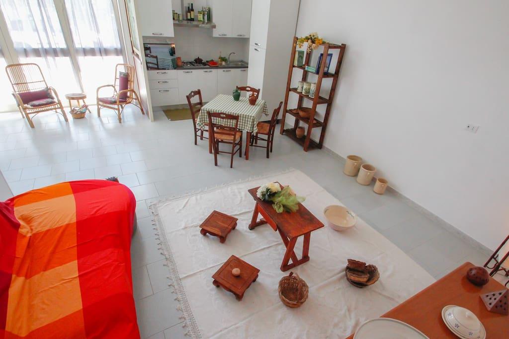 casetta la meridiana suites parentales ou similaires. Black Bedroom Furniture Sets. Home Design Ideas