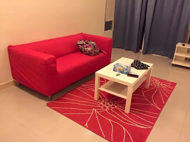 Su Yeong's Gaya Bangsar condo in KL - Kuala Lumpur - Apartament