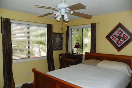 Large private room with views - Makawao - Casa