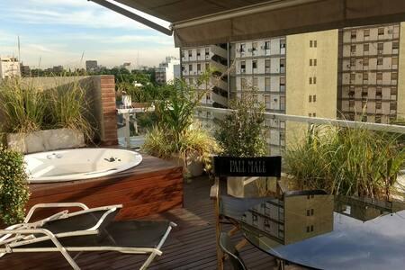 Amazing Apartment in Belgrano   - Buenos Aires - Apartemen