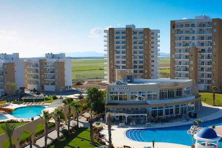 Квартира 1+1 в Caesar Resort в ТРСК - Искеле