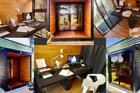 Experience/Enjoy WFH [Work-From-Home] ZEN-T-HOUSE!