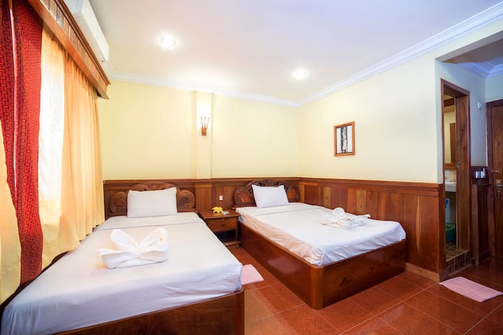 Standard Room - Krong Battambang - Bed & Breakfast