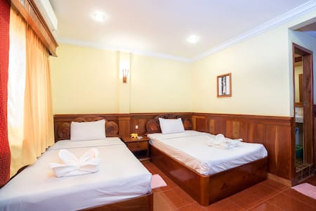 Standard Room - Krong Battambang - Bed & Breakfast