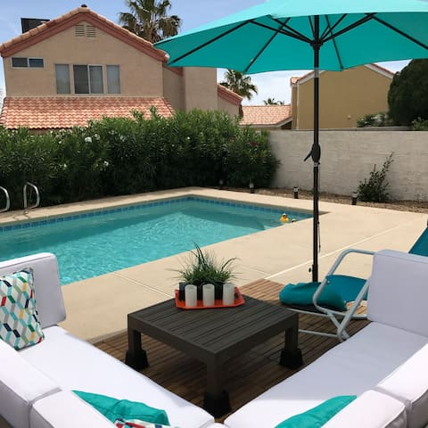 Luxury two bedroom home with pool - Las Vegas - Casa