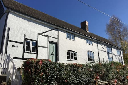 A 14th Century House near Pewsey in Wiltshire