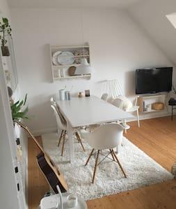 Skøn lejlighed tæt på alt - Aalborg