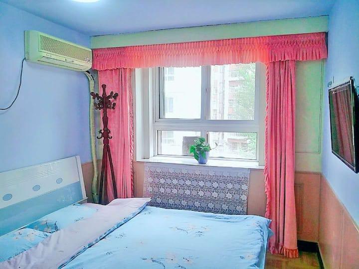 避暑山庄温馨干净公寓