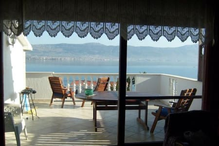 Apartment with seaview for 6 person - Slatine - Leilighet