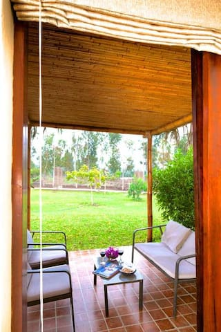 Eco Lodge Immersed In Nature