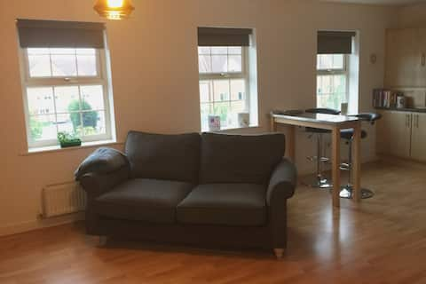 Modern 2 bedroom Flat on outskirts of Doncaster