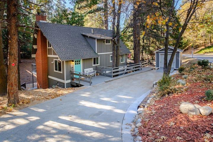 New Listing! Quiet Wooded Oasis w/ Seasonal Stream