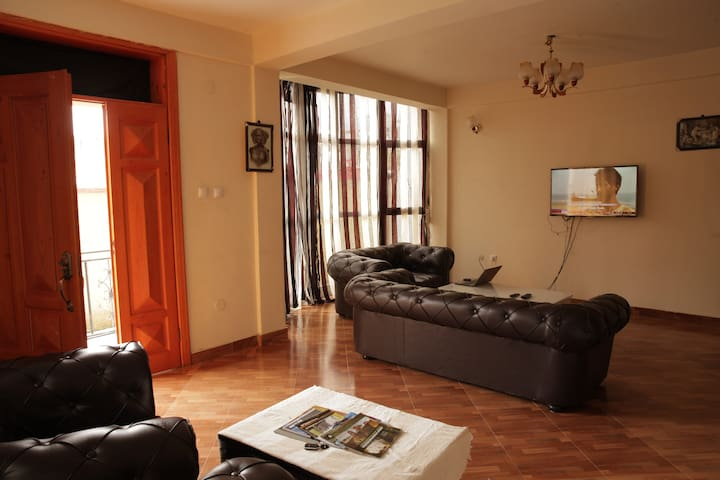 Comfortable Single Room with free WiFi