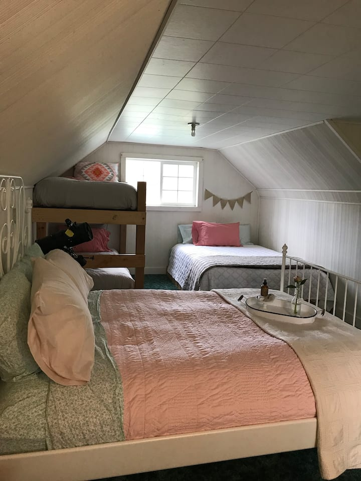 The Right Lane Ranch Guest Suite