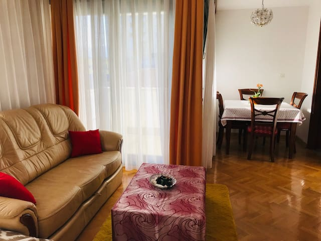 New modern apartment near city center-Zagreb East