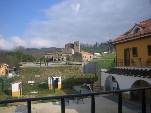 APARTAMENTO *LA COLEGIATA* CANTABRIA - Socobio - Apartemen
