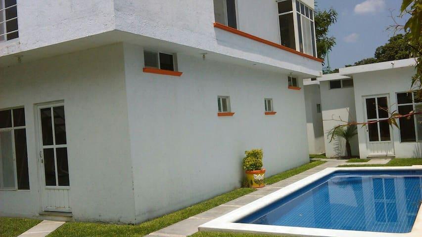 Hermosa casa de descanso!!! - Yautepec de Zaragoza - House