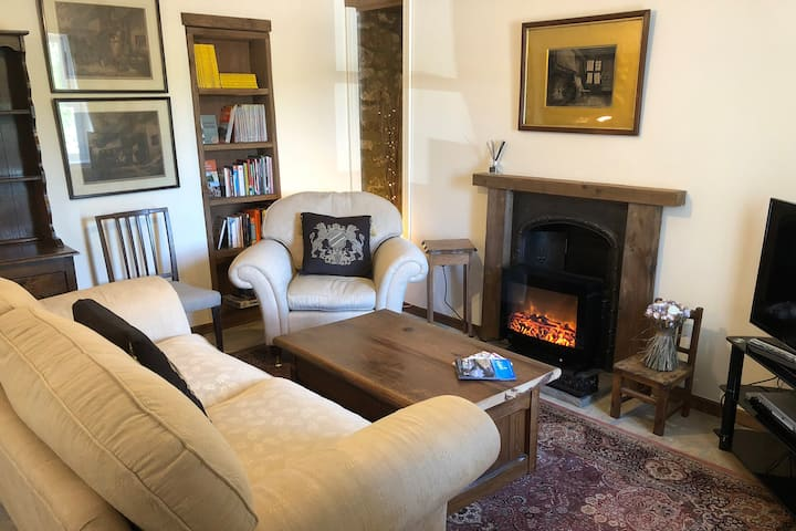 Penderyn Cottage in Brecon Beacons National Park