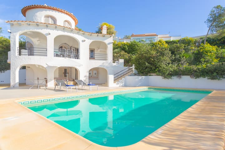 Villa Costa Nova - Jávea - Willa