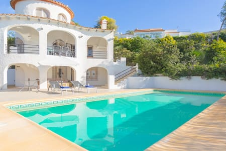 Villa Costa Nova - Javea - Casa de campo