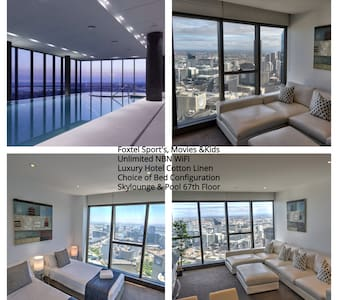 52 Floor Amazing City/River views