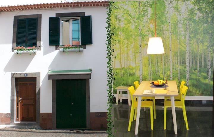 Soleado apartamento en el corazón de Funchal