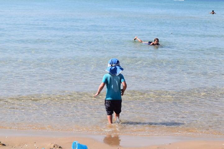 Beach Barn Family Vacation Home